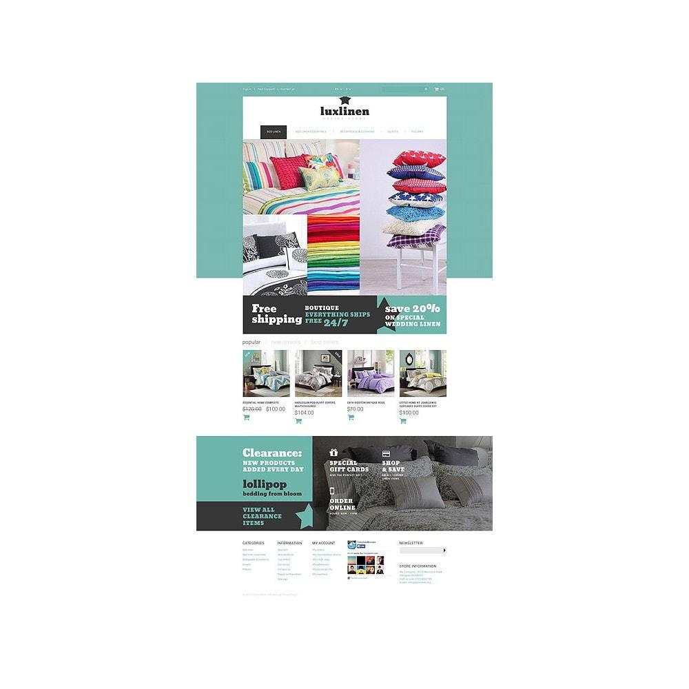 theme - Arte y Cultura - Luxury Linen Store - 10