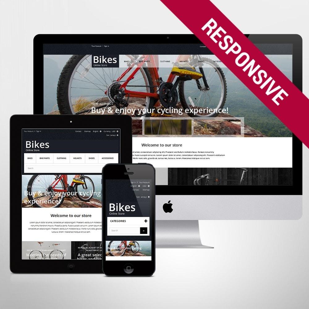 theme - Deportes, Actividades y Viajes - Bike Store - 1