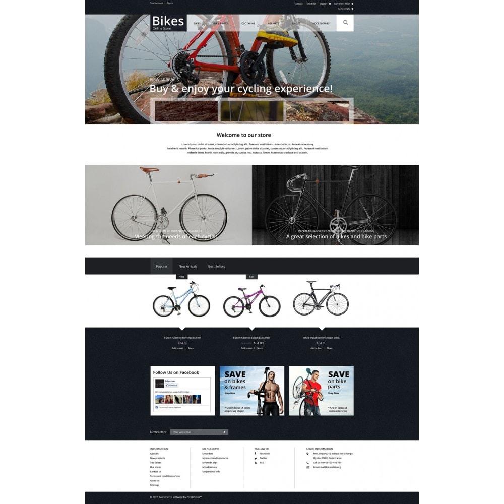 theme - Deportes, Actividades y Viajes - Bike Store - 2