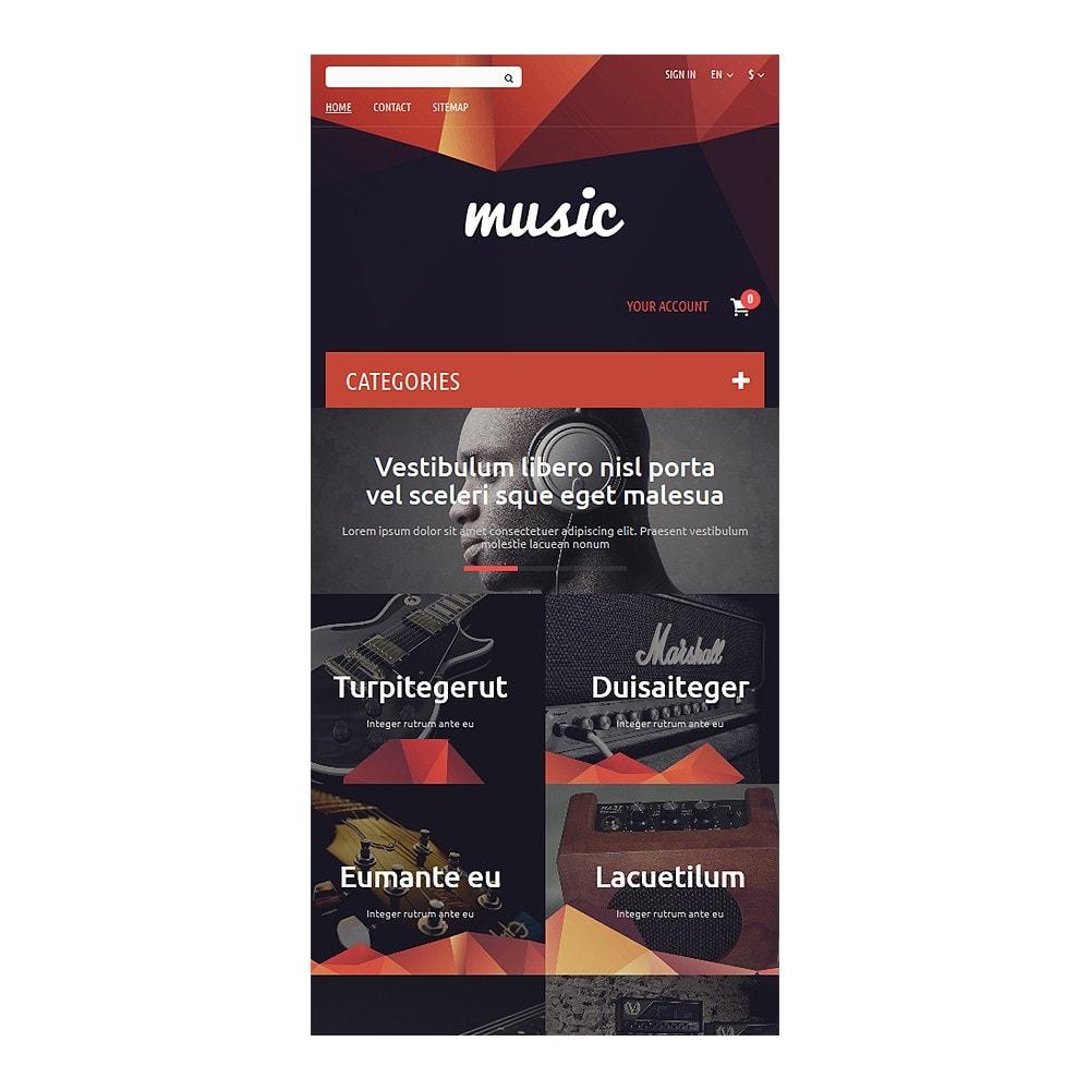 theme - Kunst & Kultur - Music Store - 8