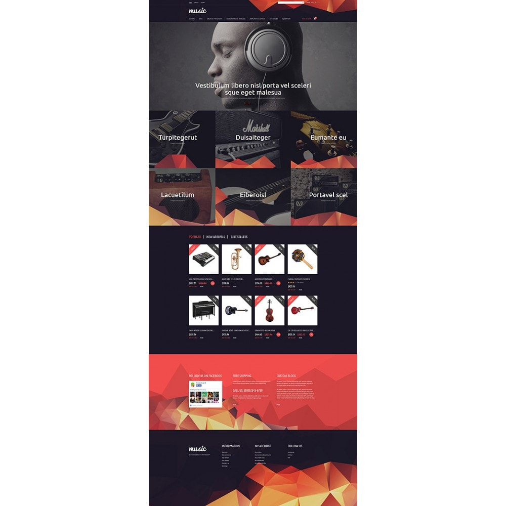 theme - Kunst & Kultur - Music Store - 10