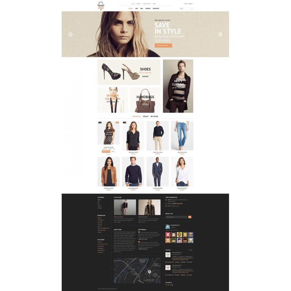 theme - Мода и обувь - Clothing Diversity - 2