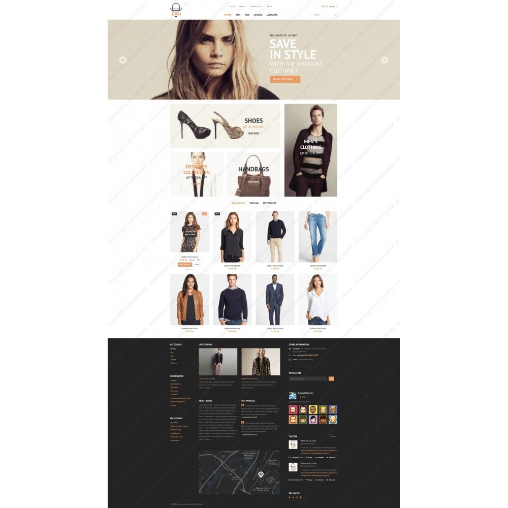 theme - Мода и обувь - Clothing Diversity - 3