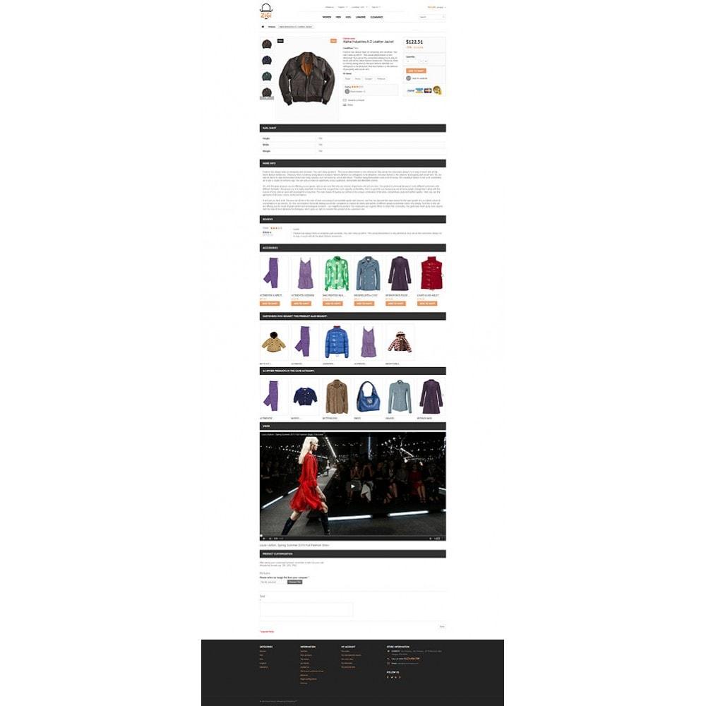 theme - Мода и обувь - Clothing Diversity - 6