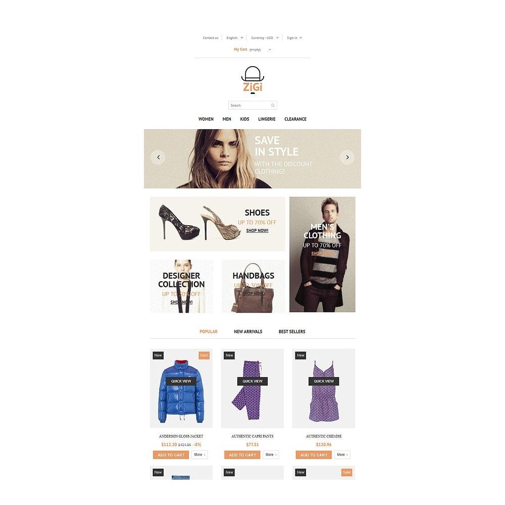 theme - Мода и обувь - Clothing Diversity - 7