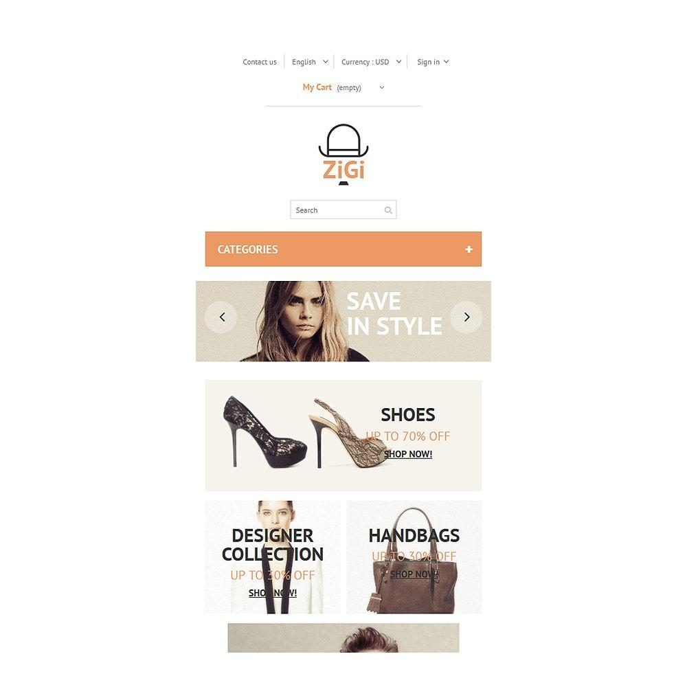 theme - Мода и обувь - Clothing Diversity - 8