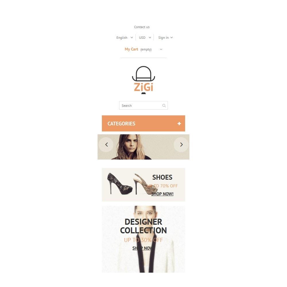 theme - Мода и обувь - Clothing Diversity - 9