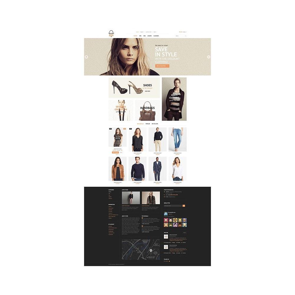 theme - Мода и обувь - Clothing Diversity - 10
