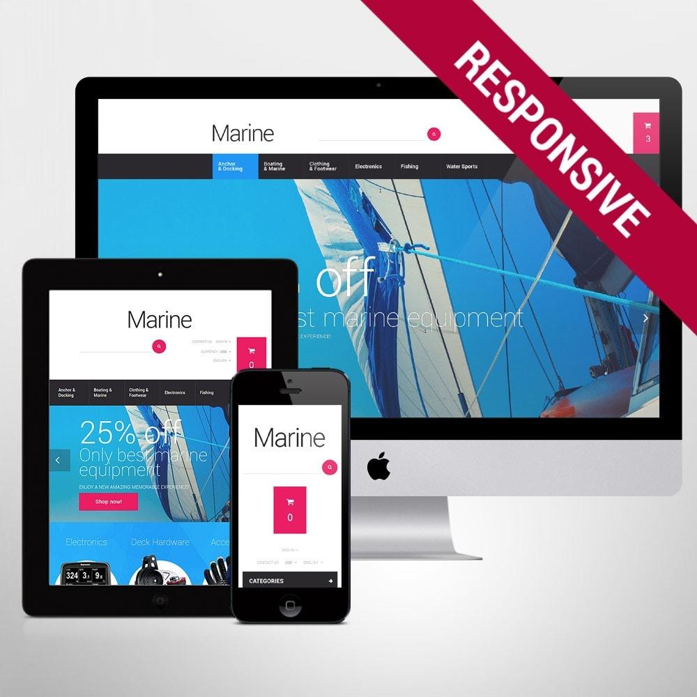 theme - Sport, Activiteiten & Reizen - Marine Adventure - 1