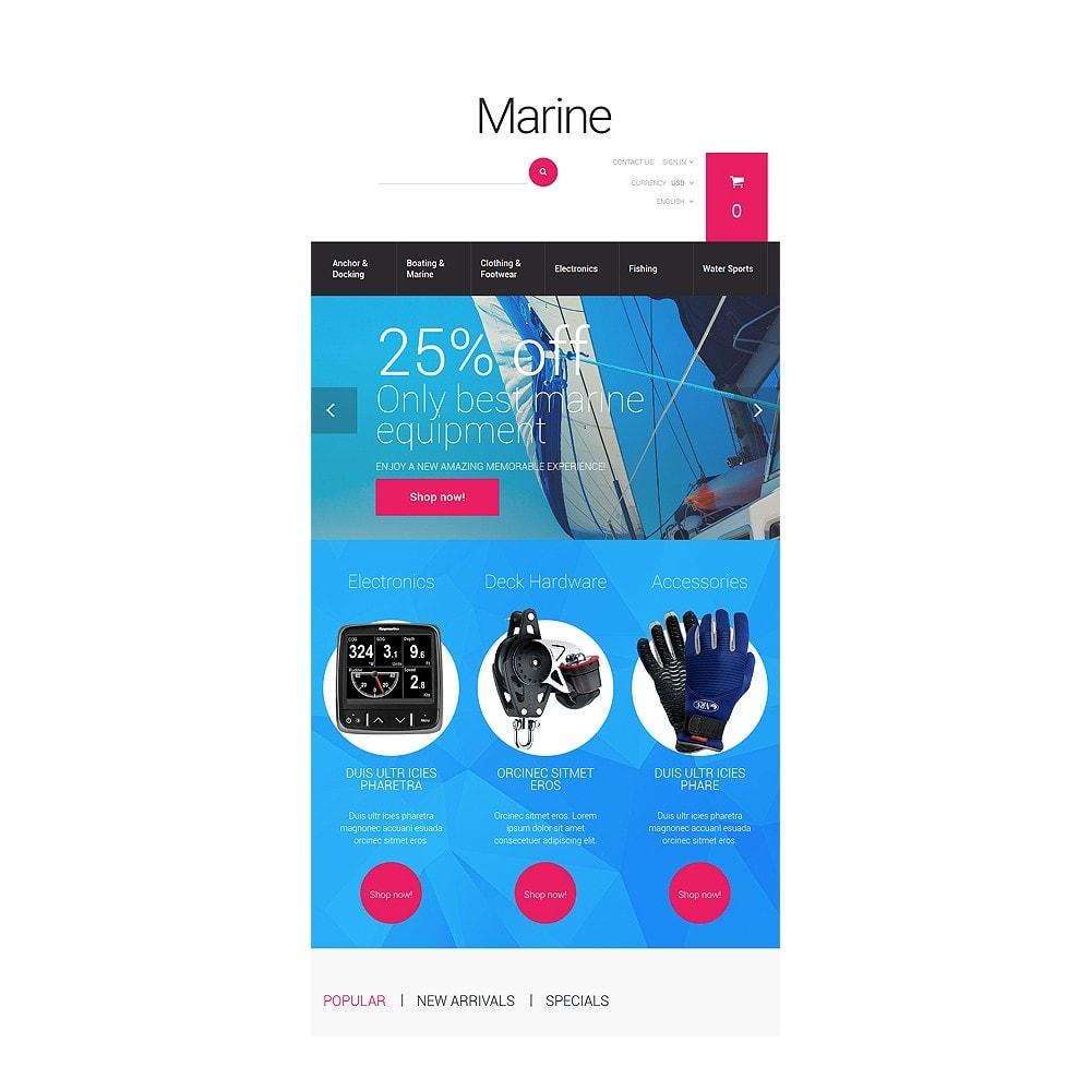 theme - Sport, Activiteiten & Reizen - Marine Adventure - 7