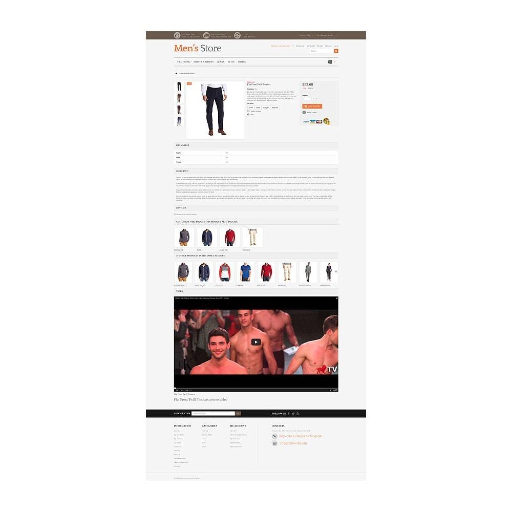 theme - Moda & Calçados - Men's Store - 6