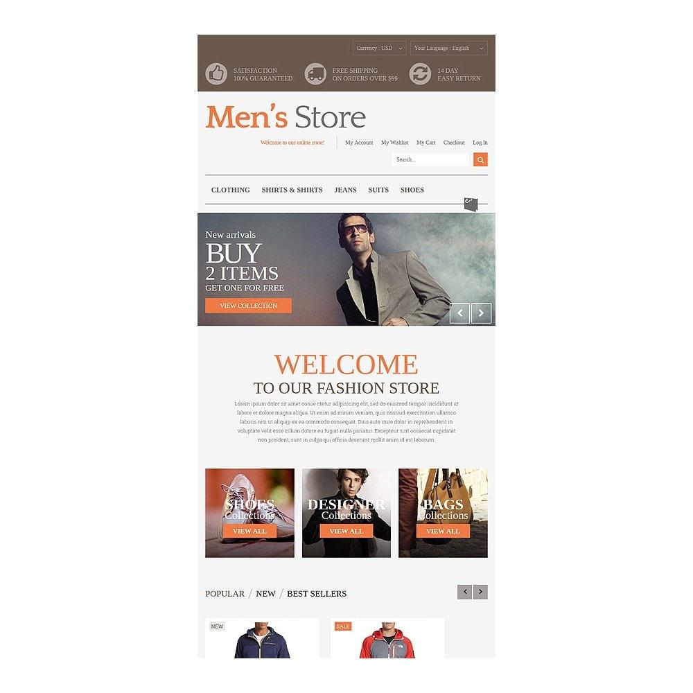 theme - Moda & Obuwie - Men's Store - 7