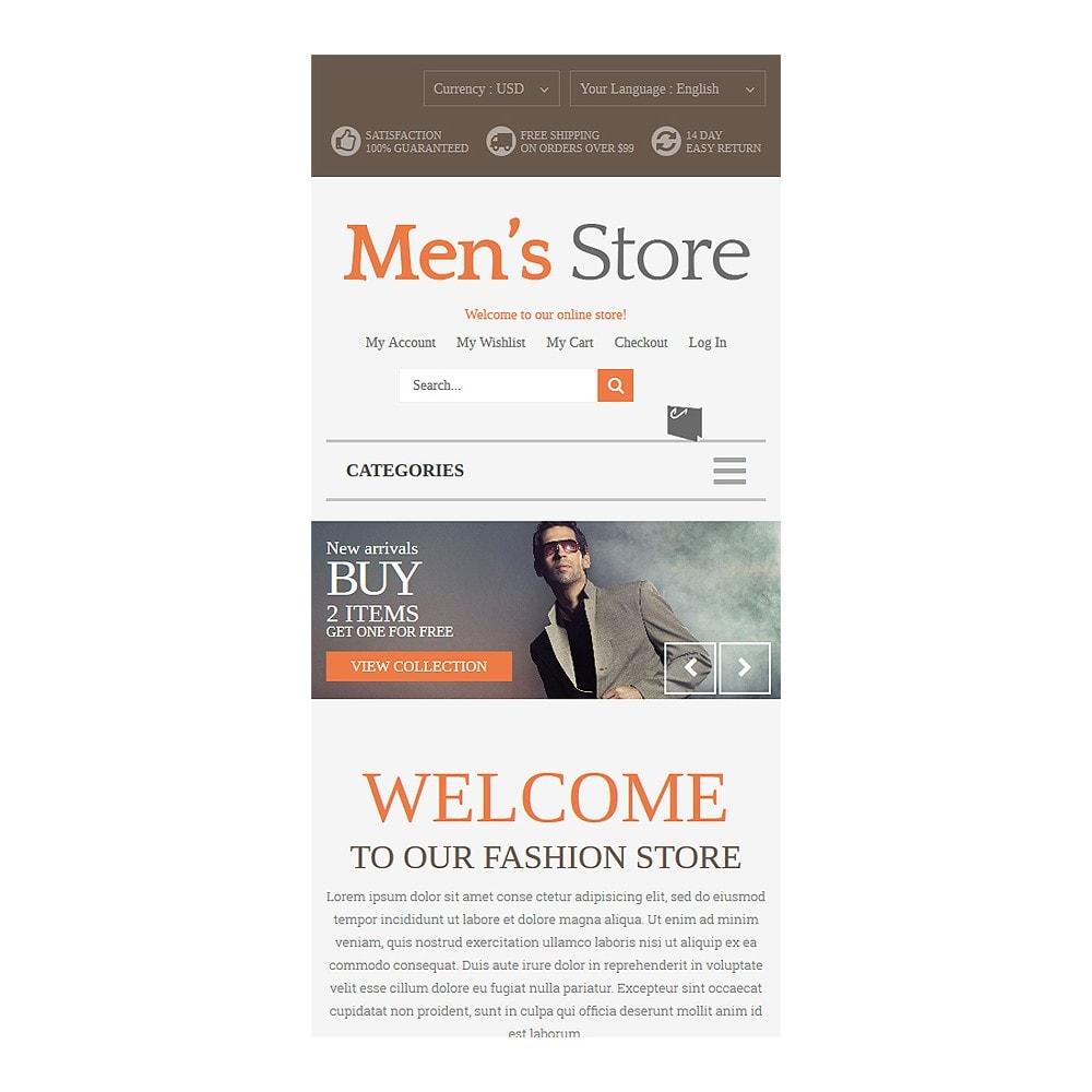 theme - Moda & Obuwie - Men's Store - 8