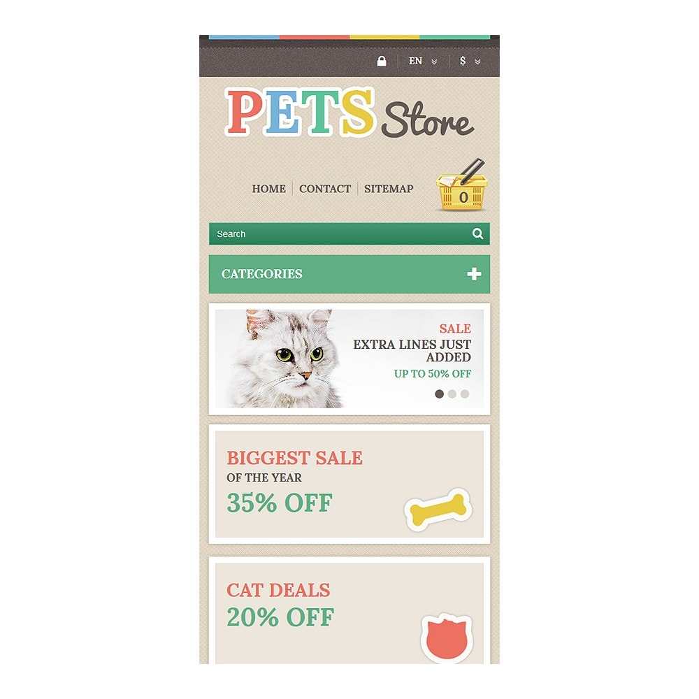 theme - Animaux - Pets Store - 8