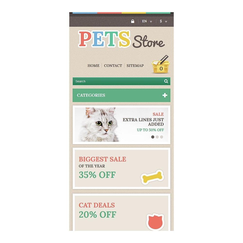 theme - Животные и домашние питомцы - Pets Store - 8