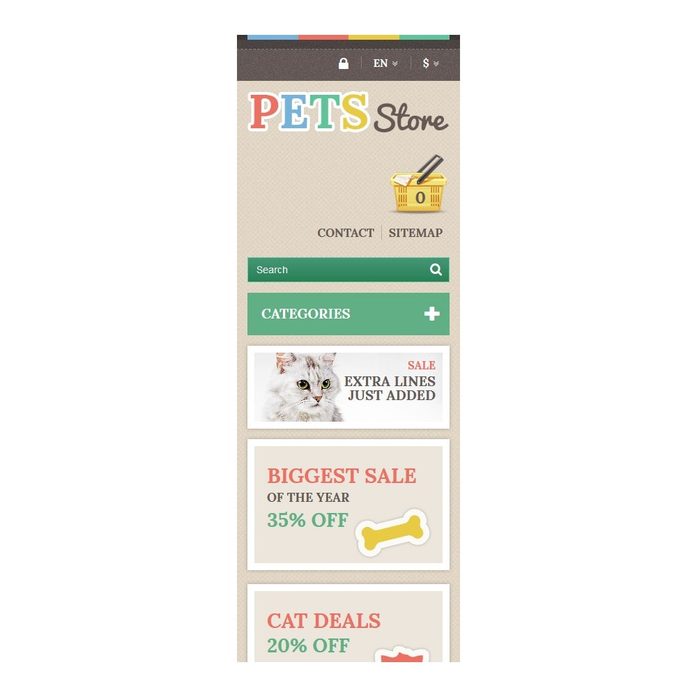 theme - Animaux - Pets Store - 9