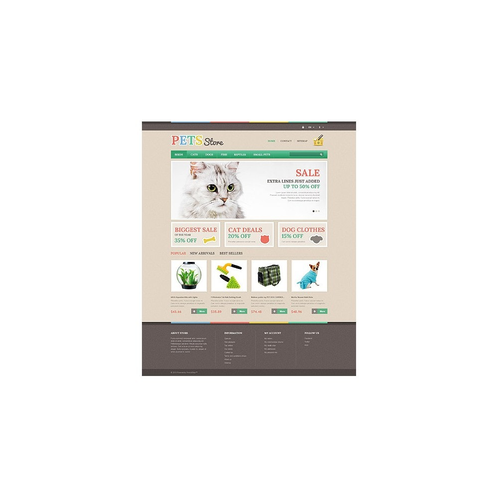 theme - Animaux - Pets Store - 10