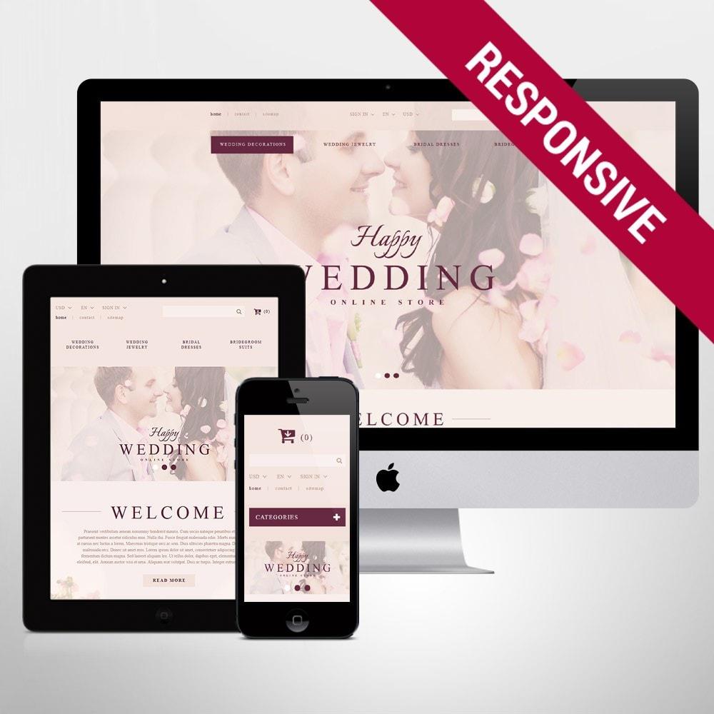 theme - Moda & Obuwie - Wedding Store - 1