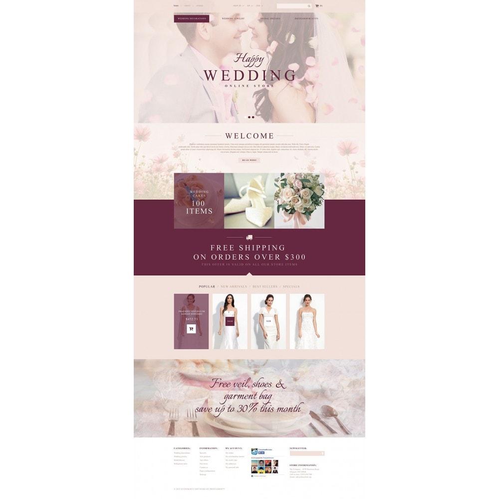 theme - Moda & Obuwie - Wedding Store - 2