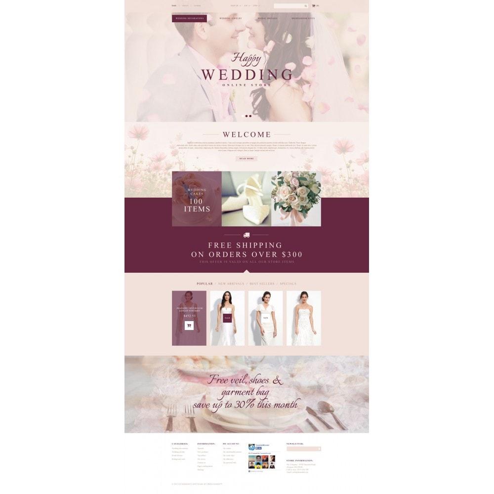 theme - Moda & Obuwie - Wedding Store - 4