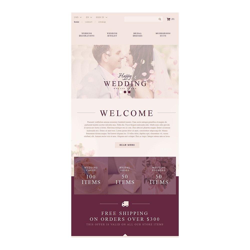 theme - Moda & Obuwie - Wedding Store - 7