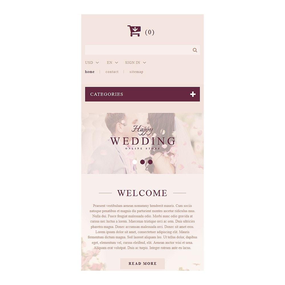 theme - Moda & Obuwie - Wedding Store - 8