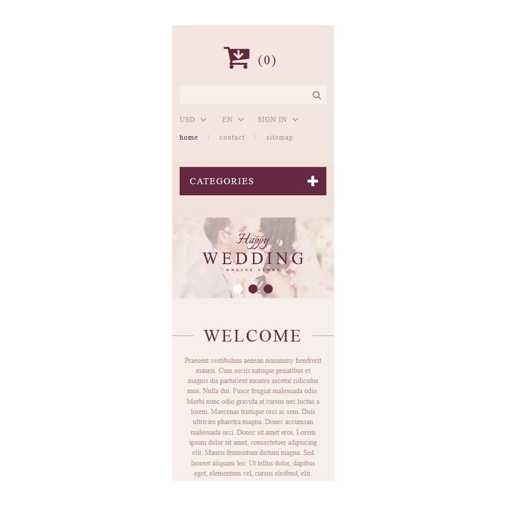 theme - Moda & Obuwie - Wedding Store - 9