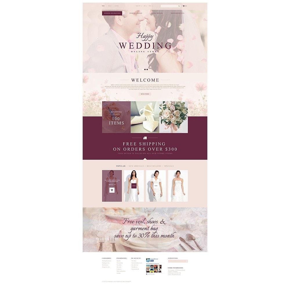 theme - Moda & Obuwie - Wedding Store - 10