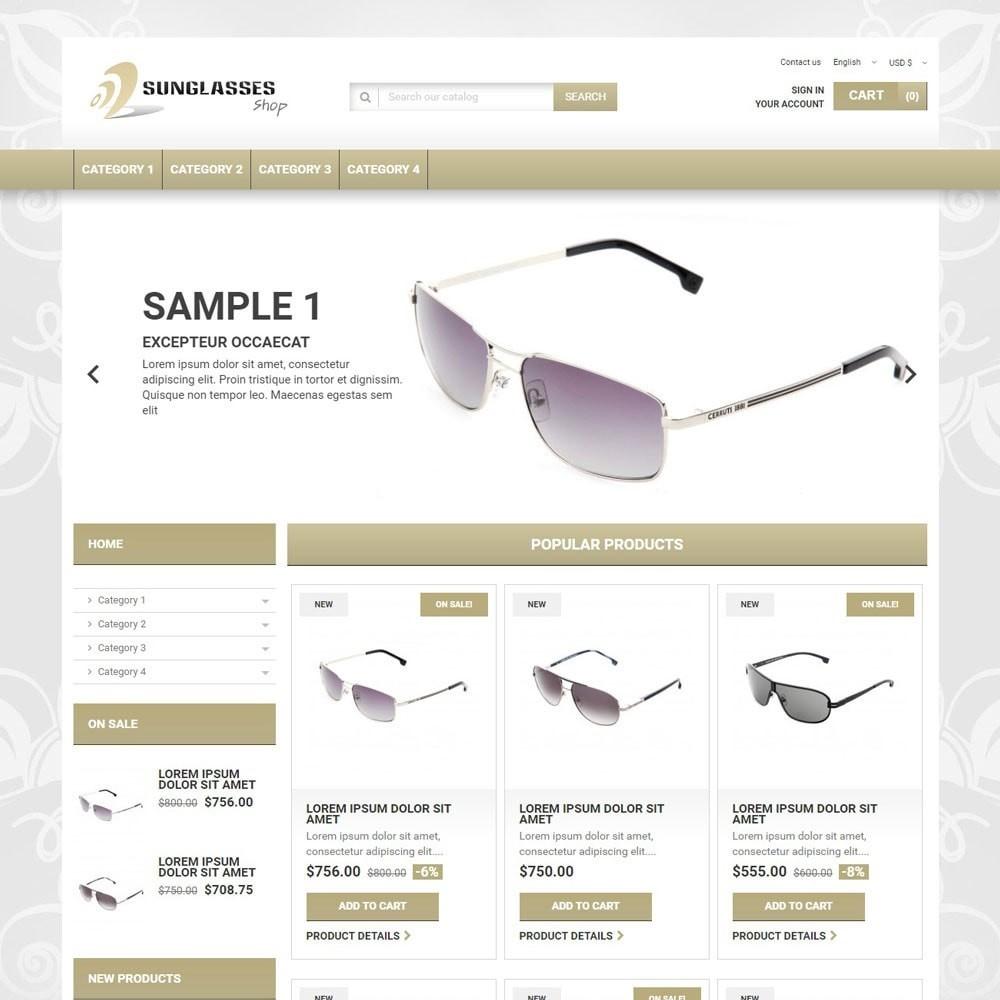 theme - Bellezza & Gioielli - SunglassesShop - 1