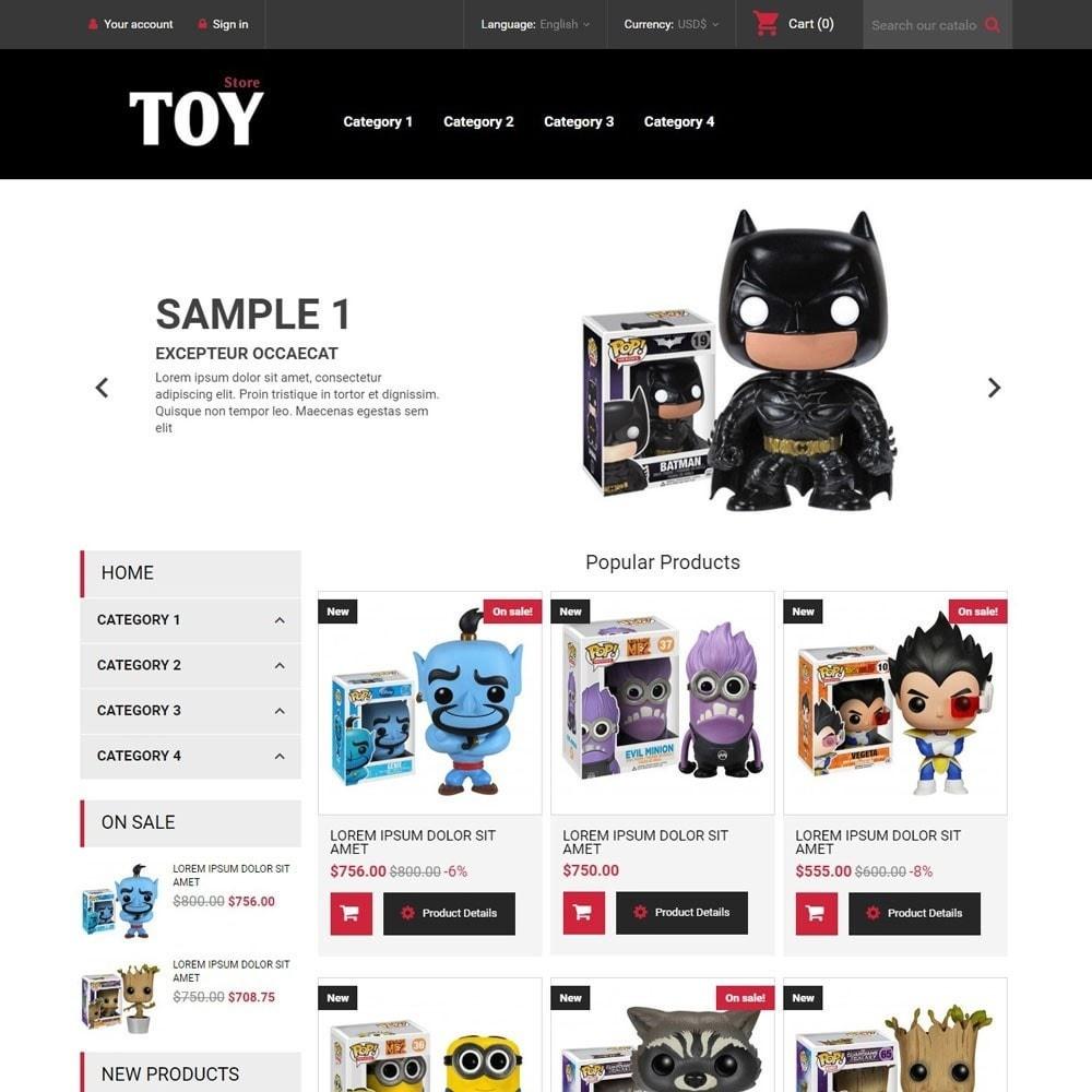 theme - Bambini & Giocattoli - ToyStore - 1