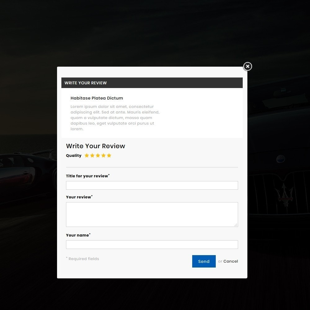 theme - Automotive & Cars - Auto Service - Premium Store - 9