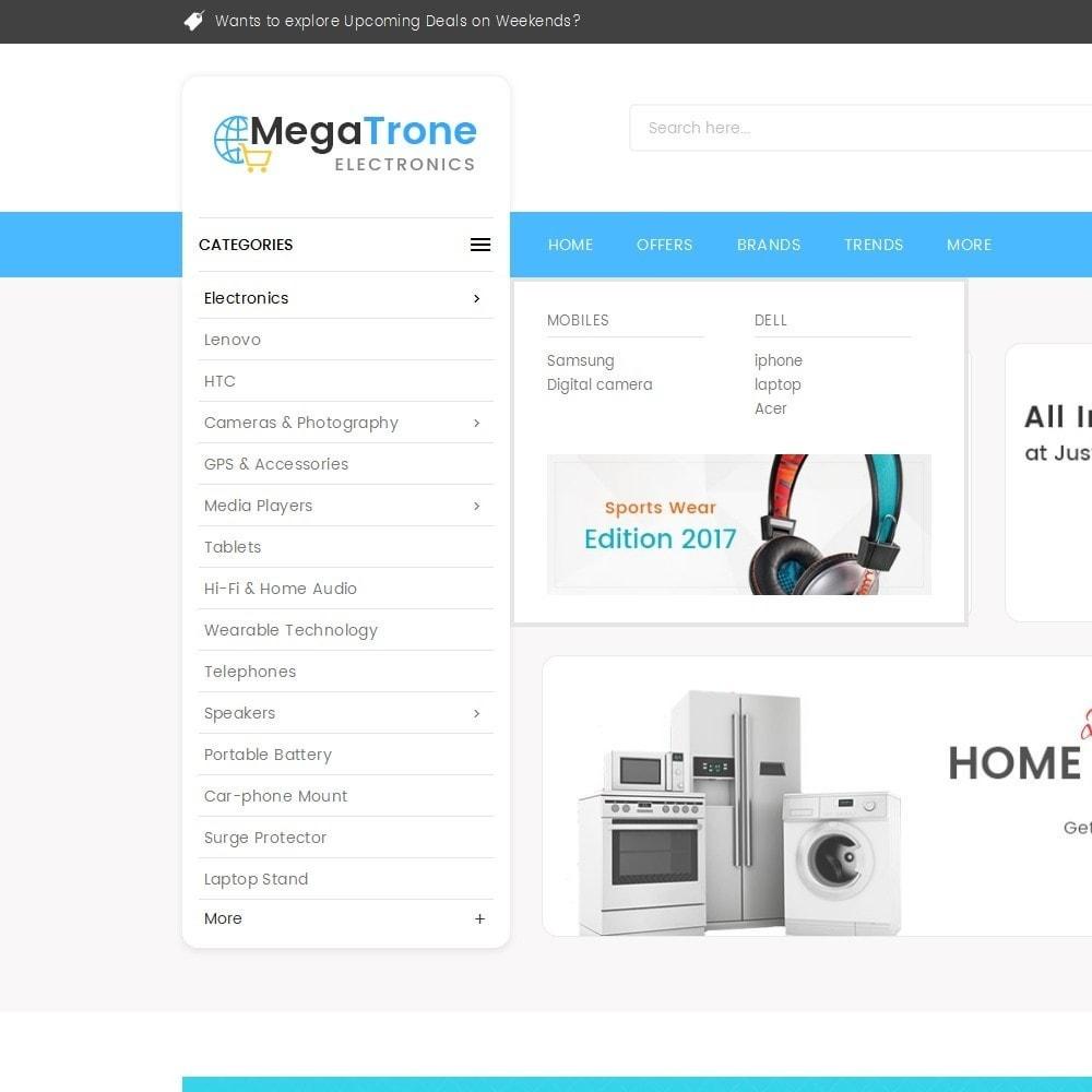 theme - Elettronica & High Tech - Mega Trone Electronics - 10
