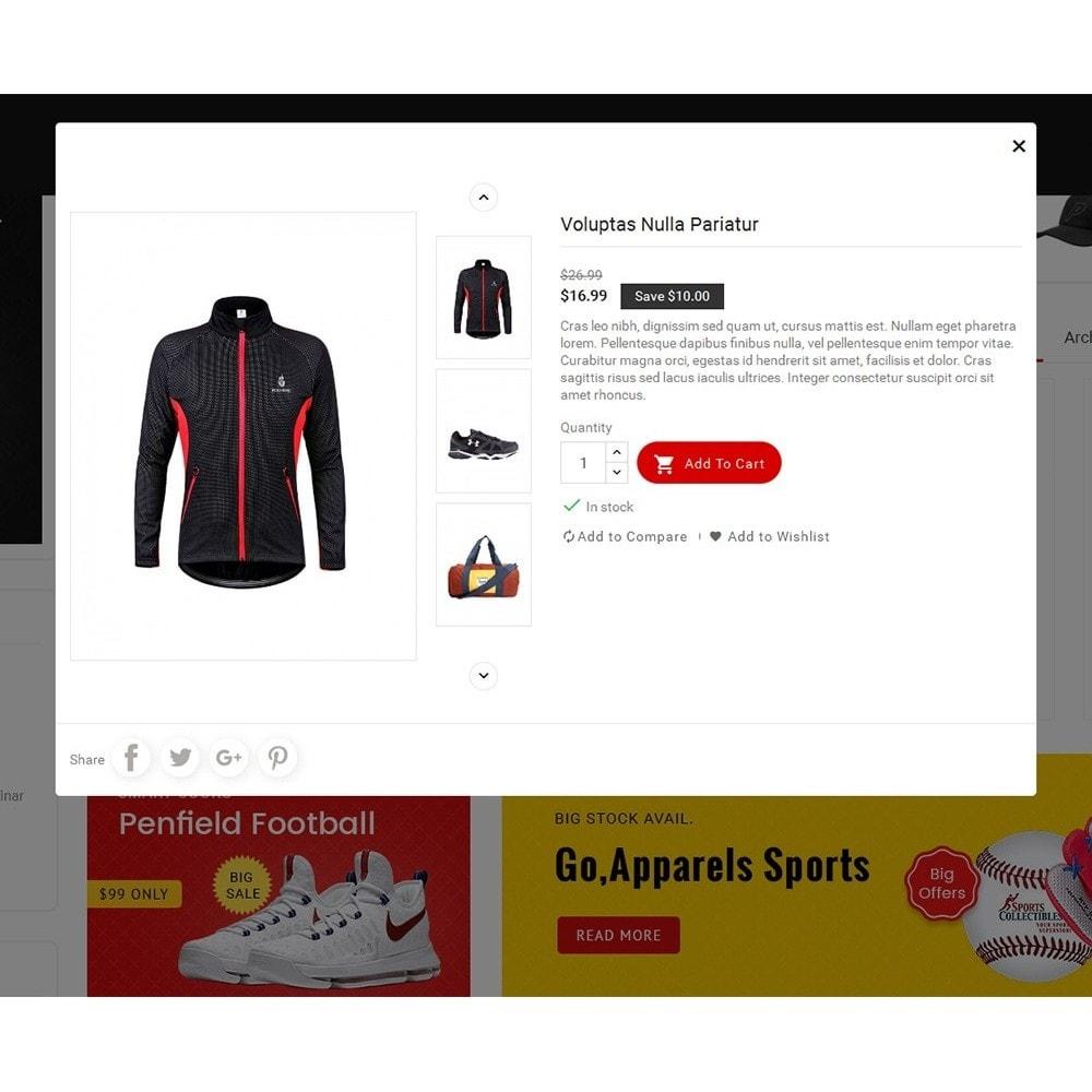 theme - Deportes, Actividades y Viajes - Mega Shoppe Sports - 9