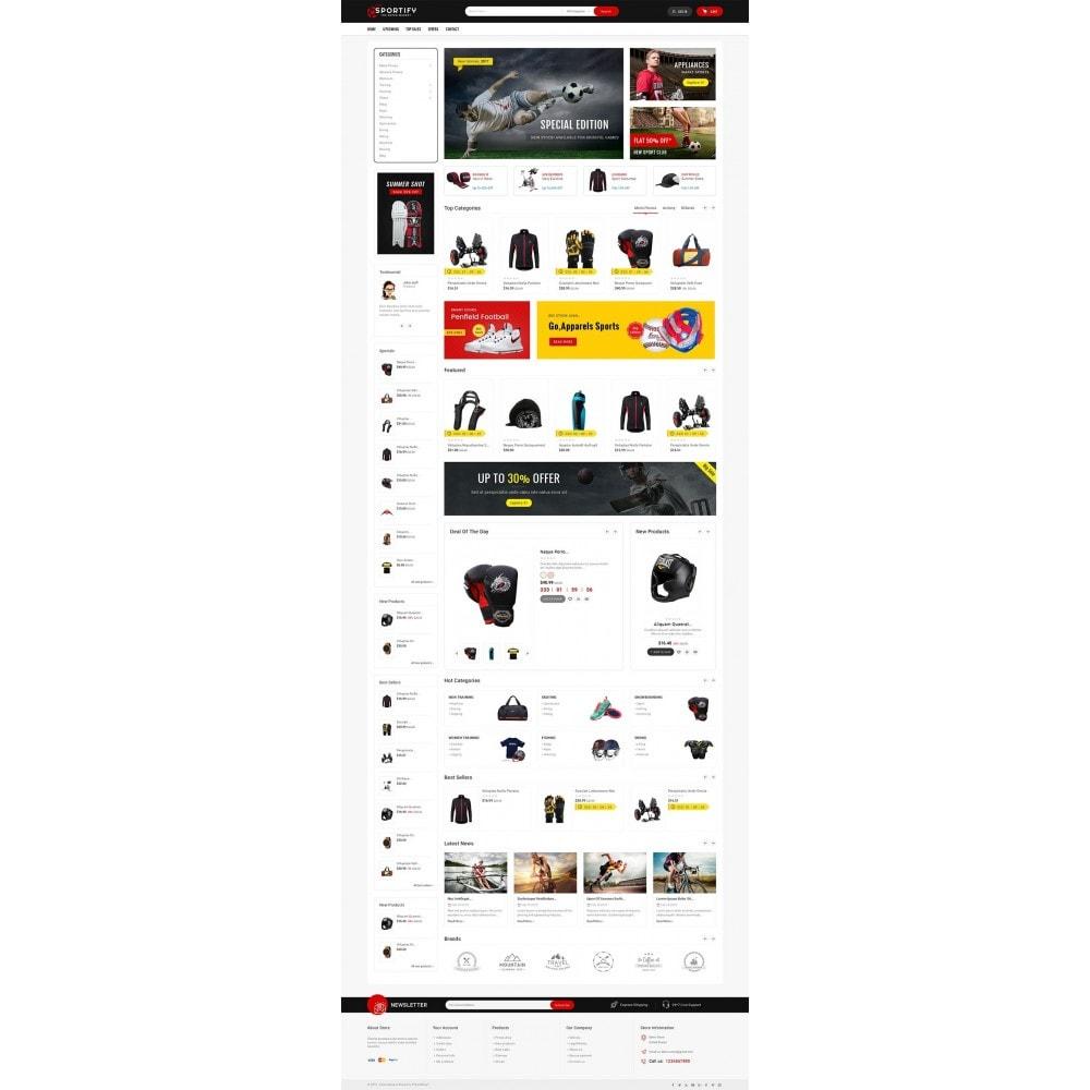 theme - Sport, Aktivitäten & Reise - Mega Shoppe Sports - 3