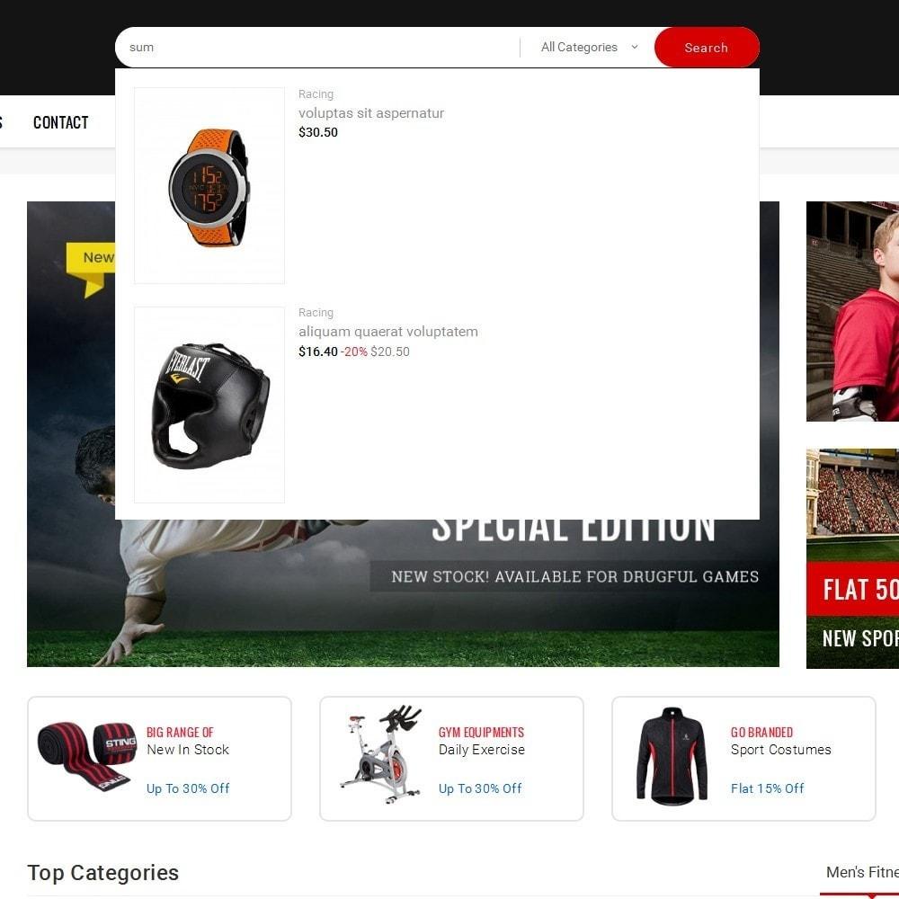 theme - Sport, Aktivitäten & Reise - Mega Shoppe Sports - 11