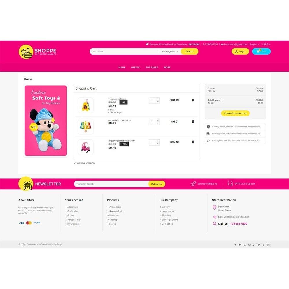 theme - Bambini & Giocattoli - Mega Shoppe Kid Toys - 7