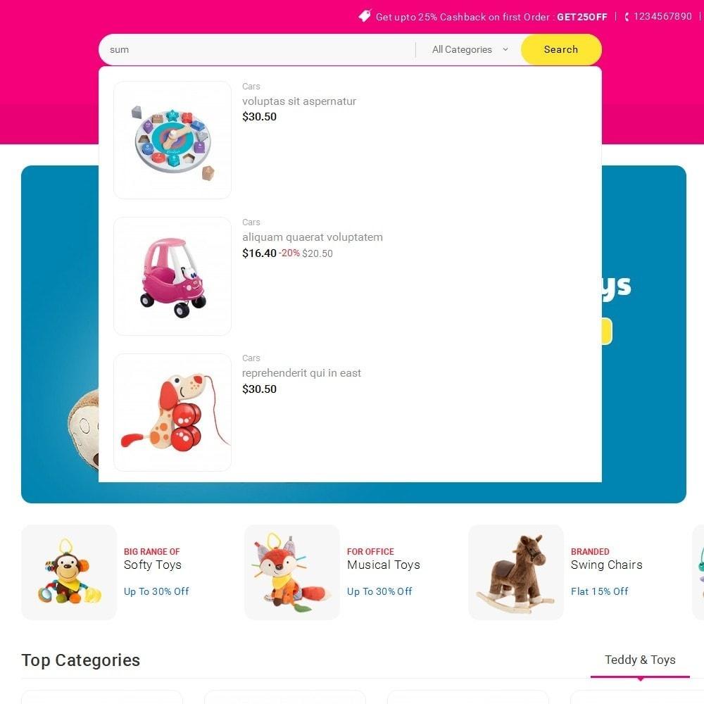 theme - Enfants & Jouets - Mega Shoppe Kid Toys - 11