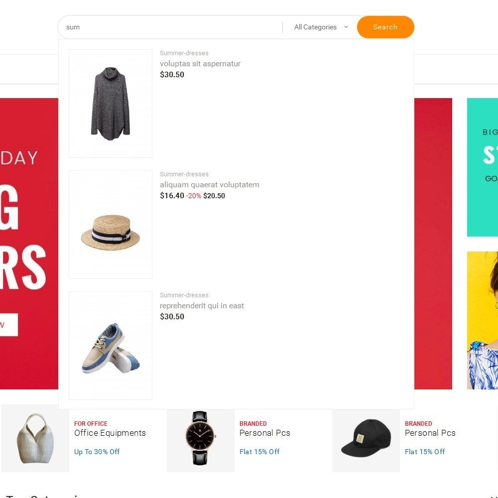theme - Moda y Calzado - Mega Shoppe Fashion - 11