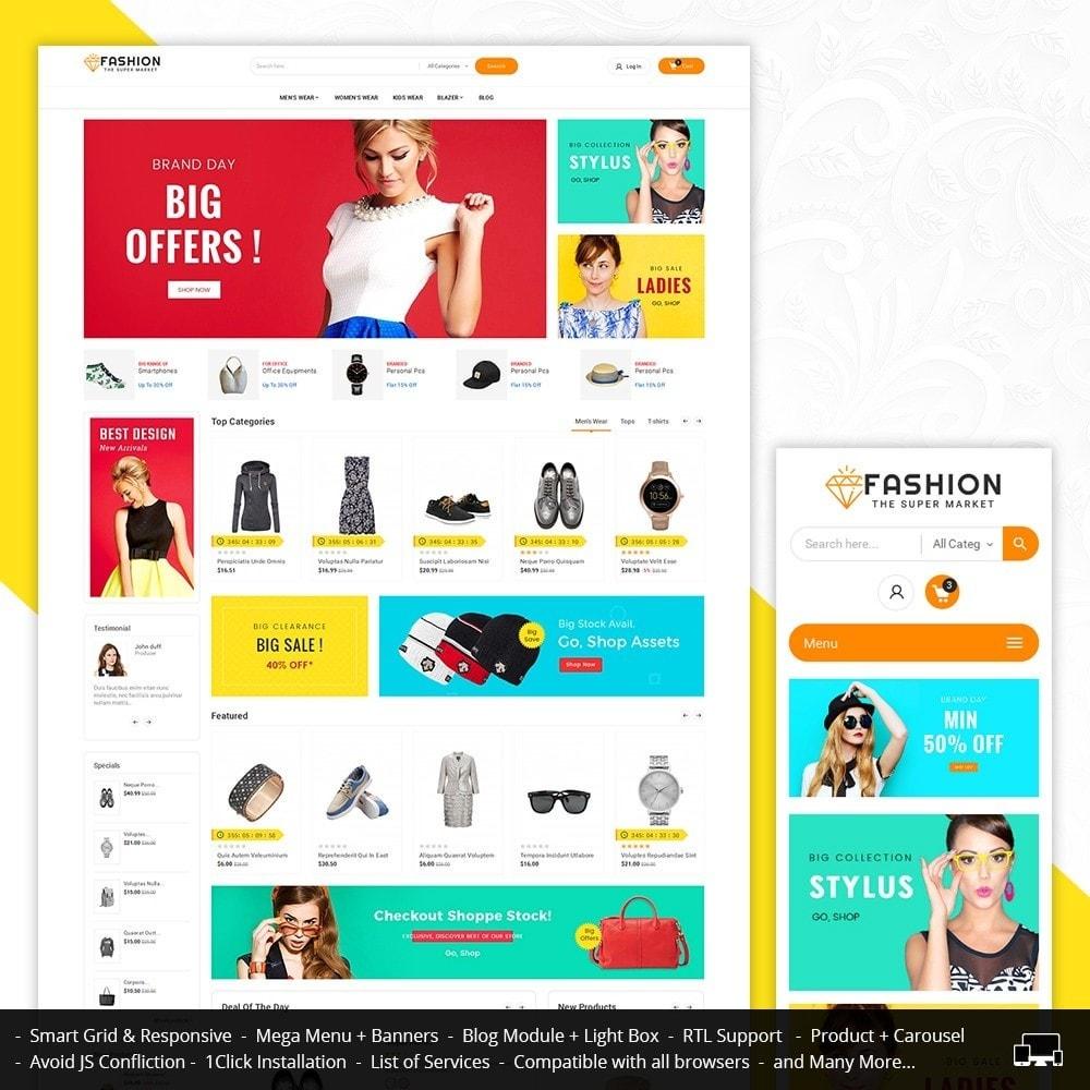 theme - Mode & Schuhe - Mega Shoppe Fashion - 2