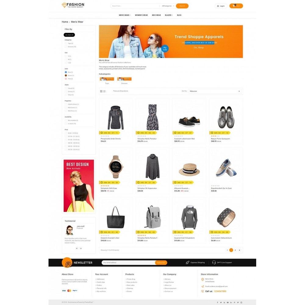 theme - Mode & Schuhe - Mega Shoppe Fashion - 4