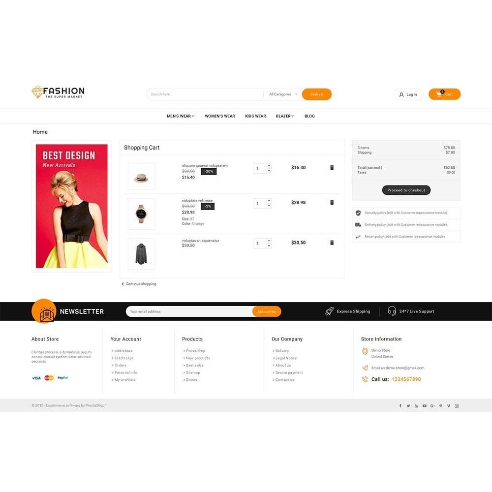 theme - Mode & Schuhe - Mega Shoppe Fashion - 7