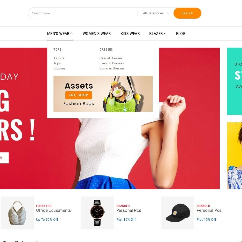 theme - Mode & Schuhe - Mega Shoppe Fashion - 10