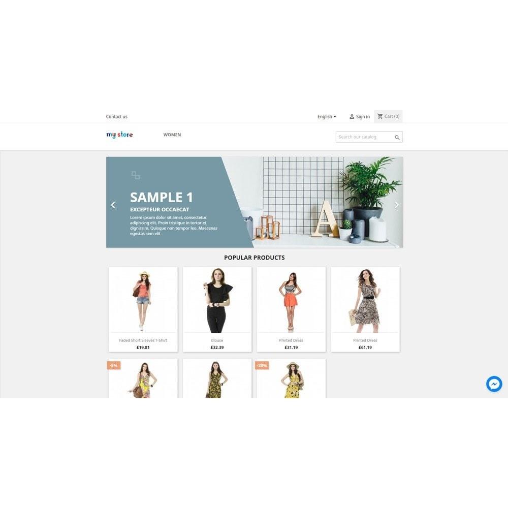 module - Support & Online-Chat - Customer Chat - Messenger Platform - 5