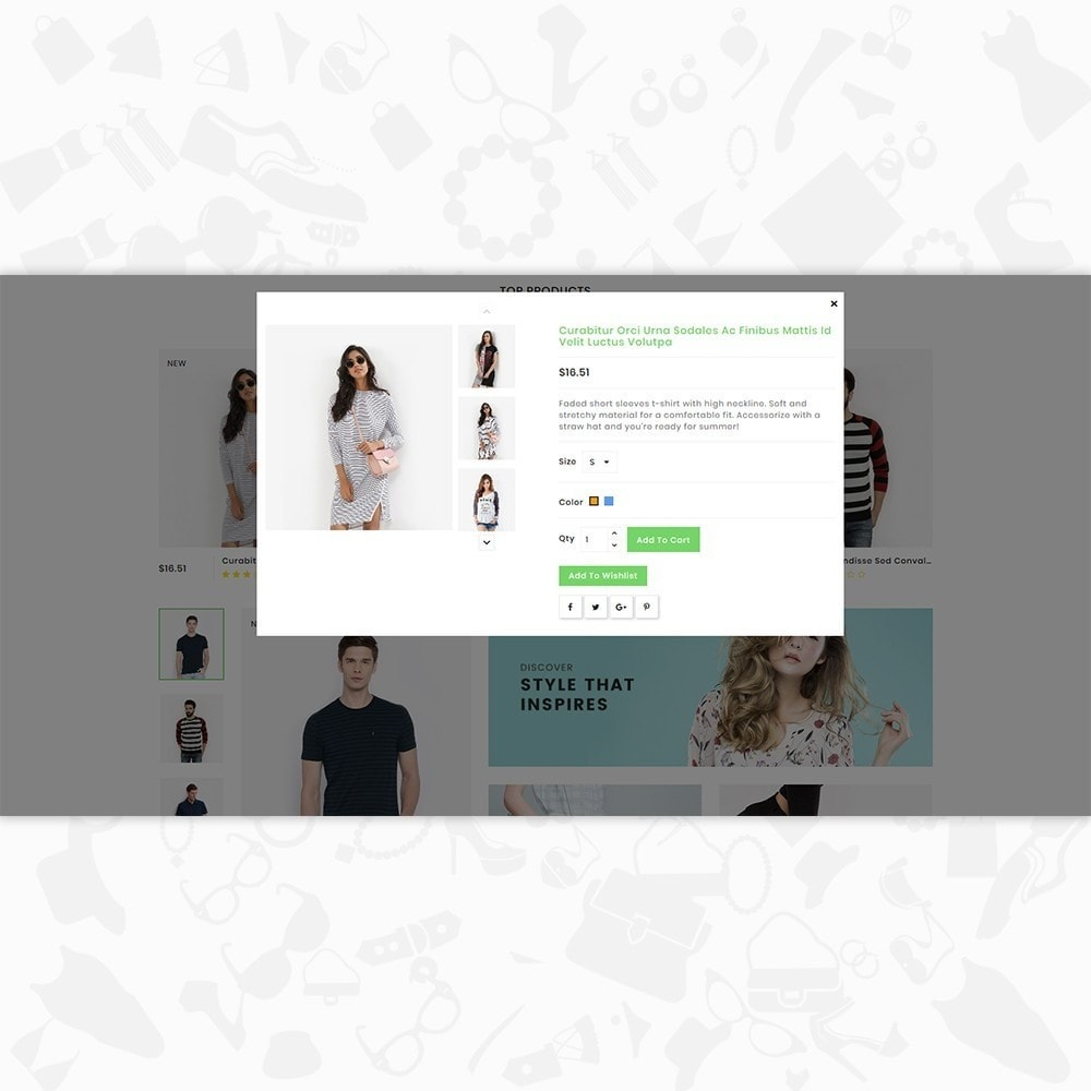 theme - Moda & Calzature - Crazz - The Fashion Store - 7