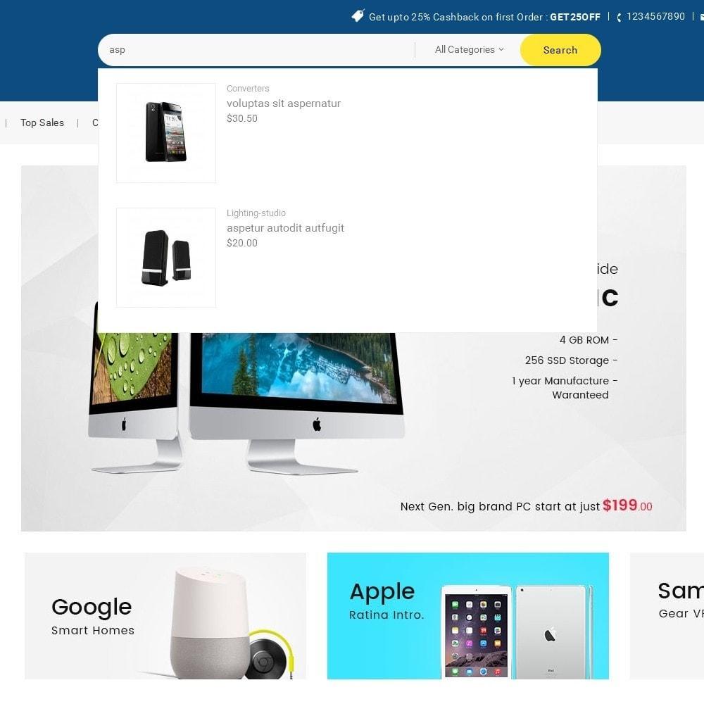 theme - Electronique & High Tech - Mega Shoppe Electronics - 11