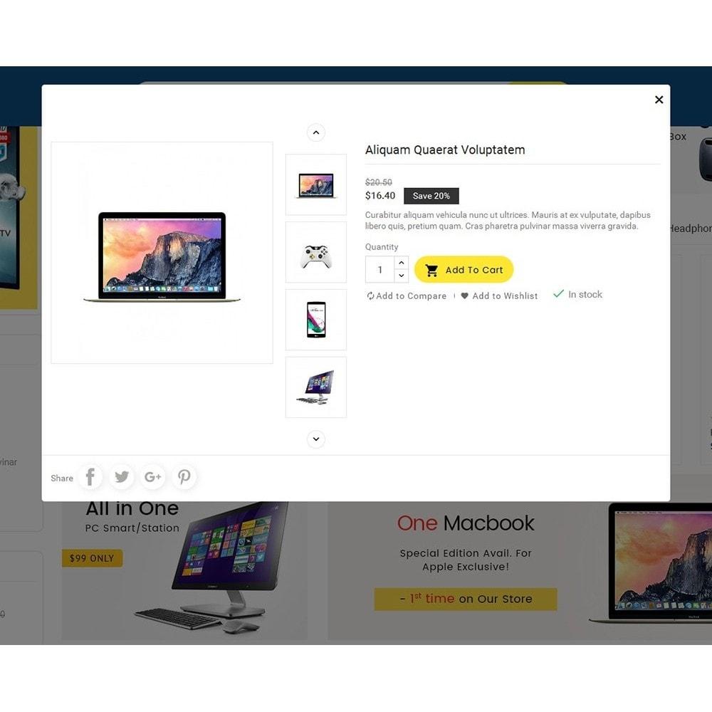 theme - Electrónica e High Tech - Mega Shoppe Electronics - 9