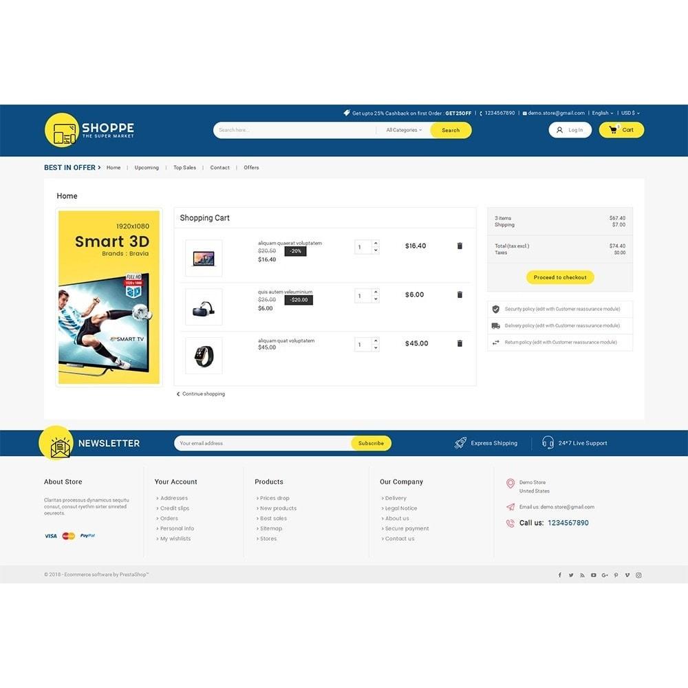 theme - Elektronik & High Tech - Mega Shoppe Electronics - 7