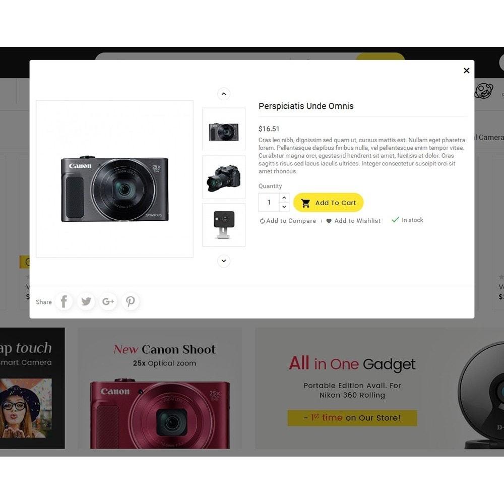 theme - Electronique & High Tech - Mega Shoppe Camera - 9