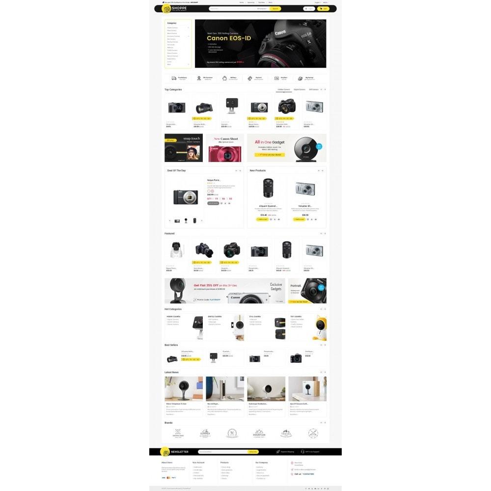 theme - Electrónica e High Tech - Mega Shoppe Camera - 3
