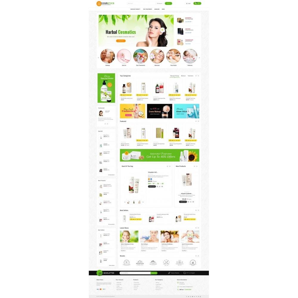 theme - Gesundheit & Schönheit - Mega Shoppe Bio Cosmetics - 3